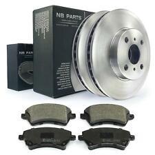 Bremsbeläge Bremsklötze + Bremsscheiben 255mm vorne Toyota Corolla E12