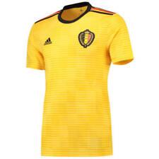 Extérieurs de football des sélections nationales jaunes