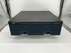 CISCO3925/K9 3925 INTEGRATED SERVICE ROUTER FREE UK SHIPPING
