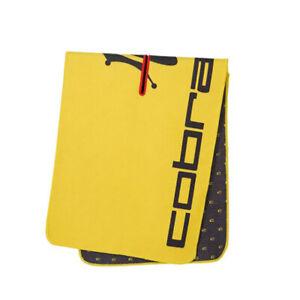 NEW Cobra Crown C Player's Golf Towel