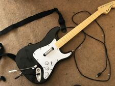 ROCKBAND Xbox 360 Wired Controller Chitarra Fender Stratocaster