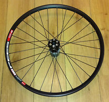 26 inch DT Swiss 533d Disc Rim, Black Novatec D791SB Superlite Hub Front Wheels