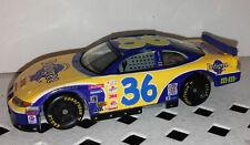 Ken Schrader #36 M&M's Pedigree Snickers 2001 Pontiac Grand Prix 1:64
