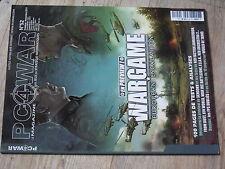 $$ Revue PC 4 War N°52 Wargame European Escalation  F3AR  Red Orchestra 2  WoT