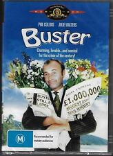 Buster ( Phil Collins ) - New Region All DVD