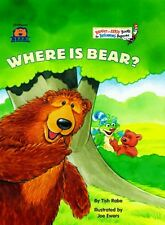 Bear in the Big Blue House: Where is Bear? (Bright