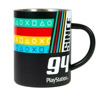 Official PlayStation Limited Anniversary Edition Since '94 Stainless Steel Mug