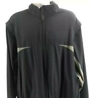 Walter Hagen Convertible Mens XXL 2X Jacket Gold Black Vest Removable Sleeves