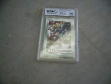 2002 Eli Manning Rookie Review  Rookie Gem Mint 10