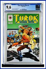 Turok Dinosaur Hunter #6 CGC Graded 9.6 Valiant December 1993 Comic Book