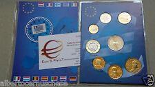 2007 GRECIA 8 monete 3,88 EURO greece grece griechenland 2 € ToR Roma Rome Rom