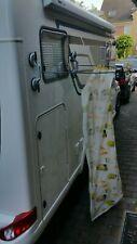 Dusche für Camper - Wohnmobil Wohnwagen - Camping Zubehör - Saugnapf Befestigung