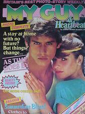 MY GUY MAGAZINE 14/8/82 - BOW WOW WOW (LEROY GORAM)