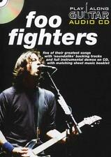 Play Along Guitar Audio CD: Foo Fighters by Music Sales Ltd (Paperback, 2009)
