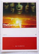CARDIGANS Band Postcard GRAN TURISMO Promo Only UK Pop Rock Sweden Rock HIVES
