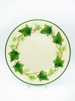 Antique Ivy American Franciscan Ware Luncheon Plate. 1939-1949. CA. Discounted