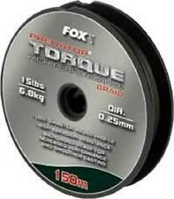 Fox Torque High Performance Braid 80lbs 150m