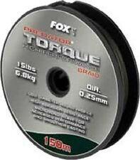 Fox Torque High Performance Braid 80lbs 150m