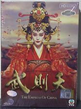 Chinese Drama DVD: The Empress of China 武则天 (HD) Good Eng Sub_R0_FREE SHIPPING