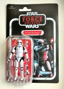 """Star Wars Vintage Collection First Order Stormtrooper VC118 3.75"""" Action Figure"""