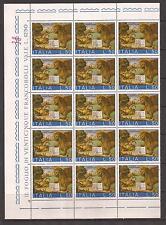 1973 SALVIAMO VENEZIA L. 50 n° 1202 IN BLOCCO DA 15 NUOVO MNH**