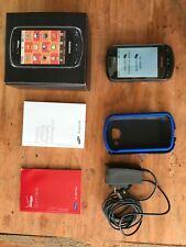 New listing Samsung Brightside Sch-U380 - Metallic Black (Verizon) Cellular Phone