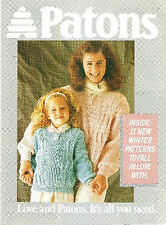 Knitting Patterns Patons Totem & Bluebell