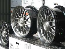 4 neue Alu Keskin KT4 hyper black  9,5x18, 5/112, ET 25, VW/Audi/Mercedes