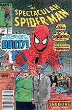 Peter Parker spectacular Spiderman # 150 (estados unidos, 1989)
