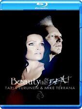 TARJA TURUNEN - BEAUTY & THE BEAT  BLU-RAY NEU