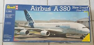 Revell  Maquette Model Airbus A380 1:144 04218