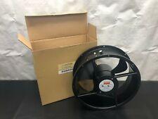 Dayton 4Wt44A Ac Axial Fan, 665 Cfm, 1600 Rpm, 0.23 Amps, 26 Watts