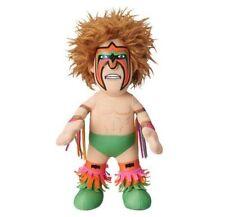 Wrestling Plush Action Figures