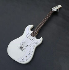 Burns MR2 Marquee Series Electric Guitar White 128375
