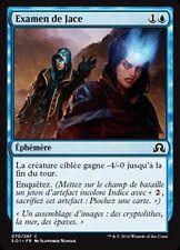 MTG Magic SOI FOIL - Jace's Scrutiny/Examen de Jace, French/VF