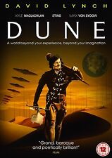 Dune (DVD) (NEW AND SEALED) (DAVID LYNCH) (REGION 2)