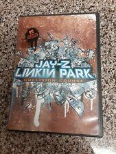 Linkin Park Jay-Z/Linkin Park - Collision Course (DVD, 2004)