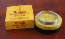 KODAK SERIES VI PORTRA 2+, ENCASED AND BOXED/178059