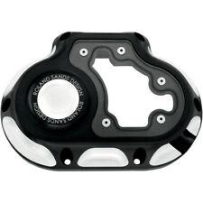 Roland Sands RSD Clarity Black Contrast Cut Hydraulic Clutch Cover Harley 14-16