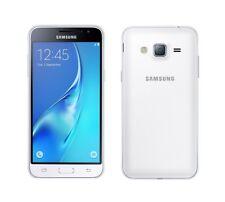Samsung Galaxy J3 (2016) in Weiß Handy Dummy Attrappe - Requisit, Deko, Werbung