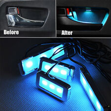Ambient Light LED Atmosphere Light Auto Interior Inner Door Bowl Handle Armrest