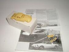 1:43 Kit Resin VROOM Citroen DS19 Coupé Frua Bossaert 1960 (2)