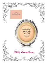 MAX FACTOR MIRACLE TOUCH FOUNDATION 55 BLUSHING BEIGE makeup