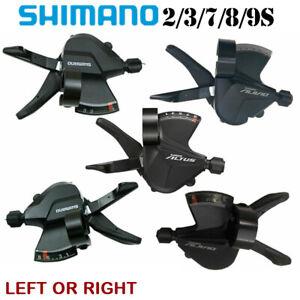 Shimano SL-M2010 SL-M315 SL-M3100 Shifter 2 3 7 8 9 Speed MTB Bike Left or Right