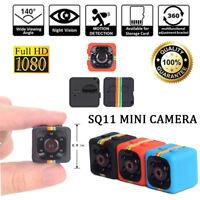 SQ11 Micro Cámara HD 1080P Sport Camera Night Vision Video Mini