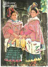 WELCOME TO GUATEMALA POSTCARD #58