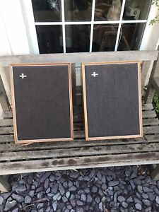 1970´s Phillips ?  High Fidelity International speakers IN CABINETES HIFI STERIO