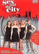 Sex And The City - Series 1 (DVD, 2001, Box Set)