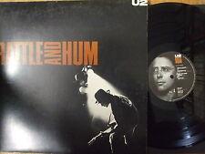 U27 U2 - Rattle And Hum - 1988 2 LP Set