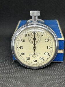 Vintage Stopwatch Zlatoust watch factory, USSR